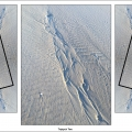 Broadbeach 18 June 7.01 AM Triptych