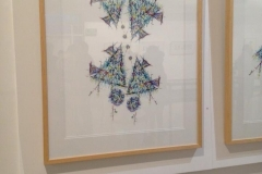 New Marks Drawing - Gordon Gallery Exhibition