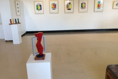 Ties that Bind Drawings and Sculptures - Gordon Gallery Exhibition